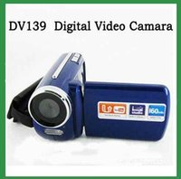 Wholesale kids camera DV139 video digital camera Max MP quot TFT LCD LED flash Camera colors with retail box