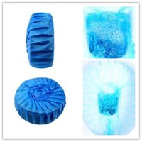 Wholesale Toilet cleanser jiece spirit jiece ball blue bubble toilet bowl cleaner single Home Supplies blue bubble toilet cleaner