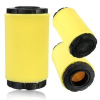 Wholesale Yellow Replacement For Briggs Stratton Air Filter Plus Pre Filter H15 x OD7 cm ID4cm High Quality