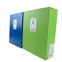 Wholesale MPPT Solar Charge Controller LCD Display PC Communication V V V Solar Panel Battery Charger Solar Regulator Esmart A