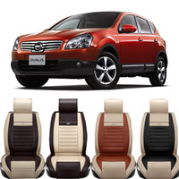 Wholesale Special Leather car seat cover SYLPHY TEANA TIIDA QUEST SUV sedan and other car models accessories car cushions