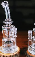 water pipes - Klein glass water pipe water Torus bong recycler oil rigs Klein bongs glass bongs female joint