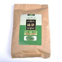 al por mayor las ventas de alimentos orgánicos-El té orgánico natural de la matcha de la venta caliente de la porcelana del matcha verde del té verde de adelgazar compra directa del alimento JJ1016W * 6 de China