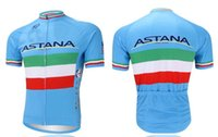 astana cycling team - astana pro team nibali italia champion ONLY ropa ciclismo cycling jersey shirt cycling jersey Cycling Clothing maillot