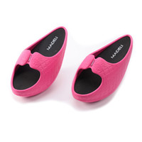 Acheter Pantoufles chaussures mignonnes-Corps minceur jambes pantoufles pour adultes chinese slides humpback correctif en plastique pantoufles chaussures postpartum fitness mignons pantoufles pour femmes