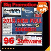 Wholesale 100 new arrive in1 GB usb hard fit win7 win8 Alldata Mitchell UltraMate manager tecdocs elsaa5 vivid workshop