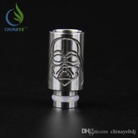 best electronic reviews - Electronic cigarette star wars and stainless steel drip tip best electronic cigarette review fit for atomizer
