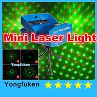 Wholesale Mini R G Laser Light DJ Lighting Projector Disco Stage Xmas Home Party Show