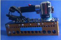 Wholesale Portable continuous plastic bag sealing machine ZS manual chain compound film bag sealer