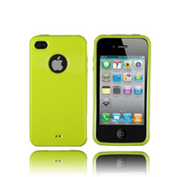 best buy apple - Best Buy Green Elastic Soft TPU GEL Silicone Skin Case Cover Skin for Apple iPhone G S