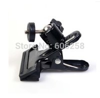Wholesale Vigorously Folder Bracket Background Folder Universal Clip Photographic Equipment