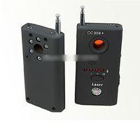 Wholesale Wireless GPS Signa Detector IP Lens GSM RF Finder CC308 Full range CCTV Camera