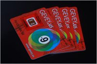 Wholesale New gevey for iOS Newest E paper Sim Gevey Sim Card for iPhone S Plus S Gevey unlock all phones