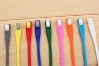 in style shoes - New creative lazy shoe laces colorful silicone shoelaces no tie V tie shoe laces normal and glow in dark style