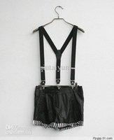 Wholesale Multicolor High quality Clip on Adjustable Braces Candy Suspender Unisex Pants Y back elastic Suspender Braces cm J25