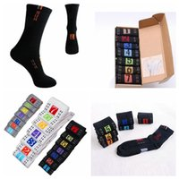 sport socks - S5Q Pairs Casual Men s women Socks Cotton Ankle Number Free size Socks Crew Sports Socks High quality Factory price