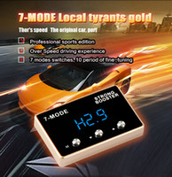 Wholesale Hot Selling price Fuel saving DRIVE Car Speed Booster Throttle Controller Harness Elctronic Throttle Controller for Automobile