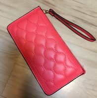 womens wallets - Womens Patent Leather Long Wallet Pockets Card Clutch Purse Card Holder MIXED
