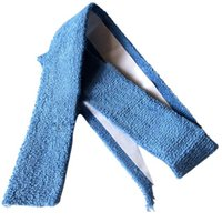 Wholesale FS Hot Steel Blue Self adhesive Tennis Badminton Racquet Towel Grip order lt no track