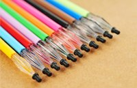 Wholesale Whosale pens refilles best small gifts rainbow Refills colors for chance best gift for studuent in stock factory price