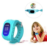 advanced alarm clock - Advanced Kids Smart GPS Tracker Watch Anti lost Locator Alarm Clock Smartwatch Kids Remote Monitor SOS GSM Tracker For Child Older
