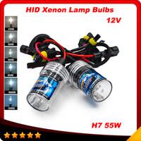 audi ballast - New Xenon Hid Conversion Kit W H7 Bulb Lamp with Silm Ballast DC12V For Car Headlight K k k k K K