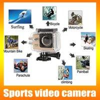 Wholesale S4000 HD Action camera full hd p Digital Video Camera H mini Sport Camera DVR Gopro Style Waterproof Camera