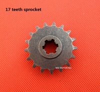 Wholesale Factory direct mini cross transmission gearbox sprocket teeth for T8F chain