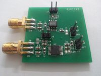 high power rf - DC M RF logarithmic detector power measurement of high frequency detector signal detection