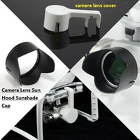Wholesale Camera lens cover Lens Sun Hood Sunshade Cap for DJI Phantom PZT Camera