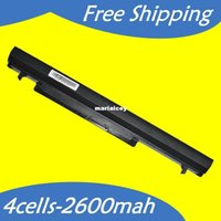 Wholesale High quality HOT Laptop battery For Asus S56C U48C U58C V550C VivoBook S550 S550C A46C A56C E46C K46C K56C R405C R505C S405C S46C S505C S5