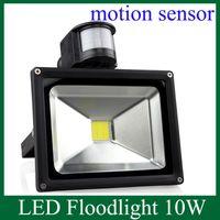 outdoor led security light - LED Floodlight W PIR Motion Sensor Home Garden Security LED Flood Light Outdoor Lamp AC V Outdoor Light TGD031