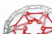 aluminum rotors - floating disc brake rotor mm bolts quot aluminum made MTB Floating Bremsscheibe rotor del freno de disco flotante bicicleta