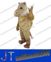 baby camels - Hot sale grey camel Mascot cartoon mascot costume Christmas baby new Halloween promotion adult MYY12384A