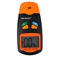 accurate humidity meter - Portable Digital Timber Humidity Tester Meter Wood Material Read Accurate Moisture Meter Mode Adjustable Humidity Tester V36
