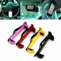 Wholesale Steering Wheel Cradle Holder Smart Clip Car Mount Bracket for Mobile Phone GPS