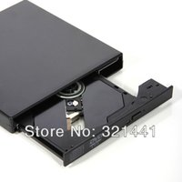 Wholesale New USB External DVD Combo CD RW Burner Drive CD RW DVD ROM USB Can Write CD RW Read DVD ROM