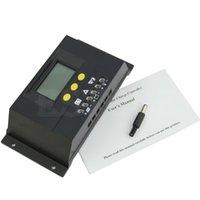 Wholesale L10930A V V Intelligent LCD PWM Solar Panel Charger Controller Battery Regulator