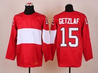 Cheap 2014 Sochi Olympic Game Hockey Jersey #15 Ryan Getzlaf Red Jerseys Brand National Team Jerseys Cheap Mens Ice Hockey Wears Hot Sale Uniforms
