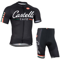 Wholesale 2014castelli New Jersey short sleeved white scorpion factory direct foreign trade good supply custom