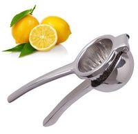 Wholesale Stainless steel manual juicers thickening lemon juiceing clamp pressure squeeze orange fruit machines