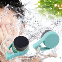 Wholesale High Quality New Women Face Exfoliating Facial Cleaner Brush Skin Care Pore Cleaner Scrub