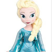 Wholesale Priced Stock Disney original single genuine Frozen princess Anna Anna plush doll