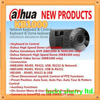Wholesale DAHUA Tech Security Accessories High Speed Dome all models Network Keyboard Controller PTZ Control Keyboard without DAHUA Logo KB1000