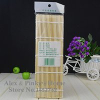 bamboo roll blinds - Korean Kimbap Tool Blinds Sushi Japanese Sushi Roll Sushi Mat Pill Curtain Rods Sushi Perfect Roll