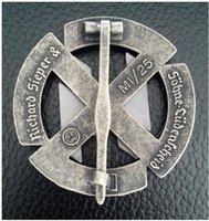 metal badges military - ww2 german military badge
