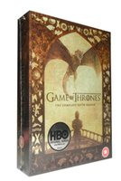 Wholesale UK VERSION Game of Thrones The Complete Season Fifth th Disc Set DVD Uk Version Region Boxset New