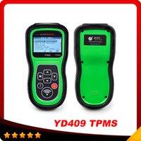 activation boots - 2015 New arrival YD409 TPMS Trigger Tool OBDII EOBD YD409 TPMS Sensor activation Car TPMS sensor boot tool
