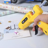 Wholesale Professional Hot Melt Glue Gun with Glue Sticks Heating Craft Repair Tool Power for V W W