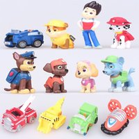 naruto - Kids Toys Puppy Dogs Action Figures Patrulla Canina Toys Puppy Patrol For Children Boy Gift Brinquedos Canina